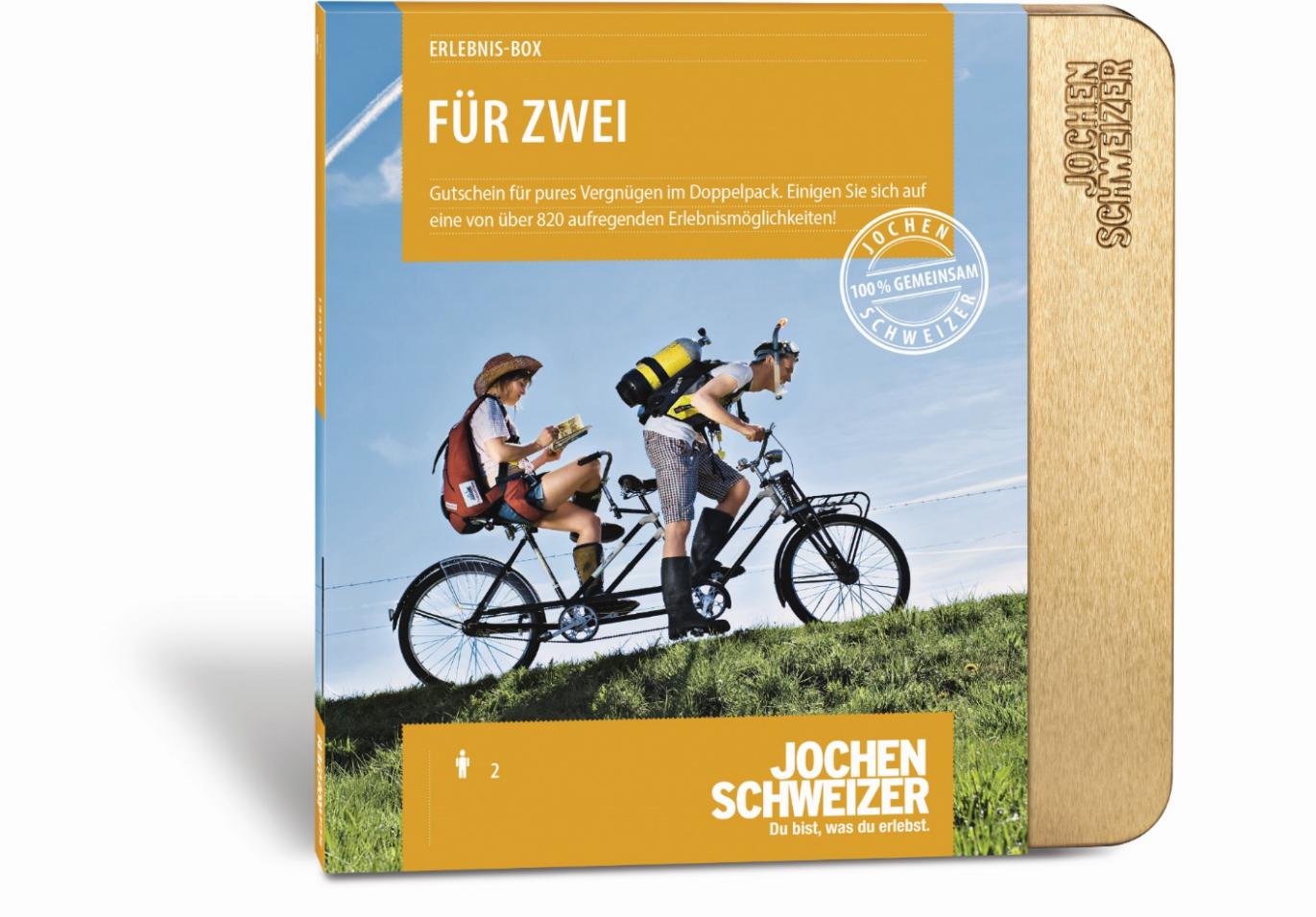 Jochen schweizer erlebnis box fur 2