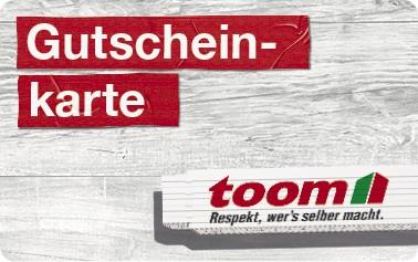 Toom Gutschein Online