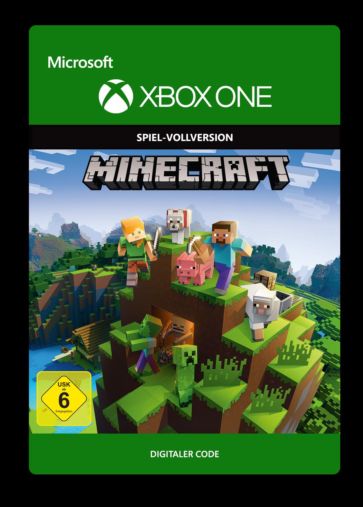 Minecraft XBox Konsole Gaming Welt - Minecraft spielen vollversion
