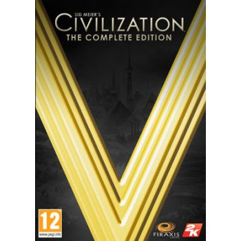 Sid Meiers Civilization® V: The Complete Edition