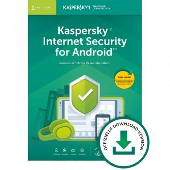 Kaspersky Security for Android 1 Gerät, 1 Jahr