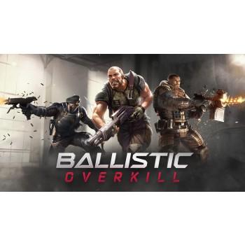 Ballistic Overkill Shadow: Ninja