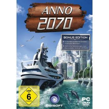 Anno 2070 Bonus Edition