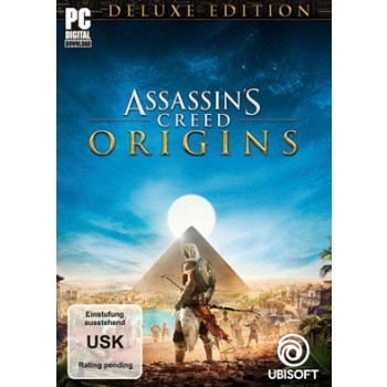 Assassins Creed® Origins Deluxe Edition