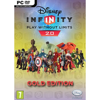 Disney Infinity 2,0: Gold Edition