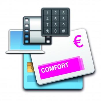 Telefonkarte Comfort