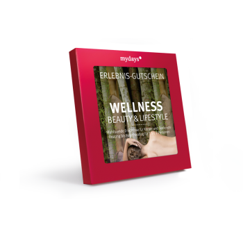 "mydays ""Wellness, Beauty & Lifestyle"" 59,00 EUR"